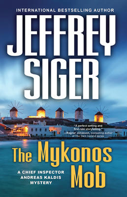 Jeffrey Siger signs THE MYKONOS MOB @ The Poisoned Pen Bookstore