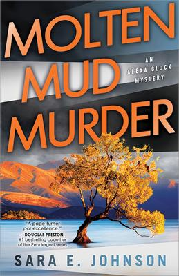 Sara E Johnson signs MOLTEN MUD MURDER @ The Poisoned Pen Bookstore