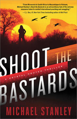 Michael Stanley signs SHOOT THE BASTARDS @ The Poisoned Pen Bookstore