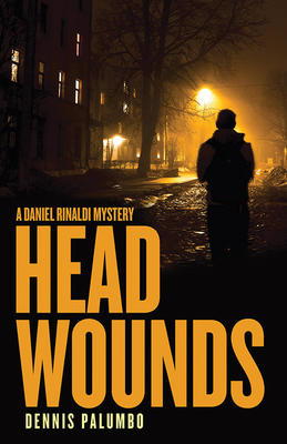 Dennis Palumbo signs HEAD WOUNDS @ The Poisoned Pen Bookstore