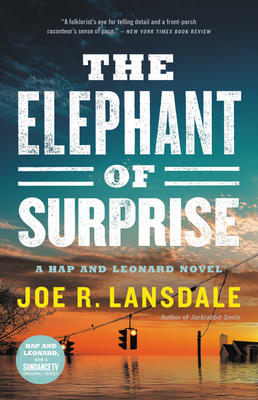 Joe R. Lansdale signs THE ELEPHANT OF SURPRISE @ The Poisoned Pen Bookstore