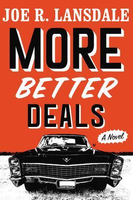 Virtual Event: Joe Lansdale discusses More Better Deals @ The Poisoned Pen Bookstore