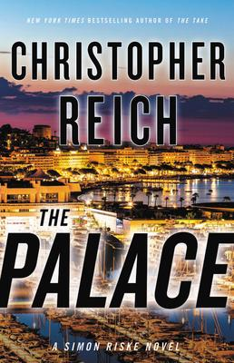 Virtual Event: Christopher Reich discusses The Palace @ The Poisoned Pen Bookstore