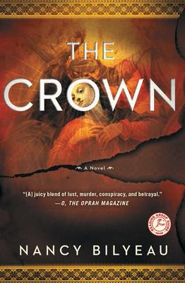 book cover image The Crown Nancy Bilyeau Poisoned Pen