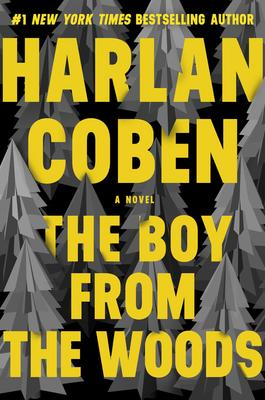 Ticketed Event: Harlan Coben signs THE BOY FROM THE WOODS @ The Poisoned Pen Bookstore