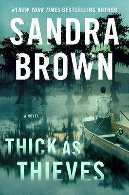 Sandra Brown discusses THICK AS THIEVES, hosted by special guest Linda Castillo! @ Virtual Event