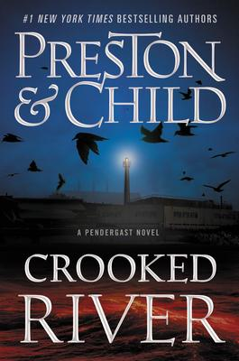 Douglas Preston and Lincoln Child (via Skype) sign CROOKED RIVER @ The Poisoned Pen Bookstore