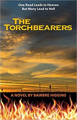 Bairbre Higgins signs THE TORCHBEARERS @ The Poisoned Pen Bookstore