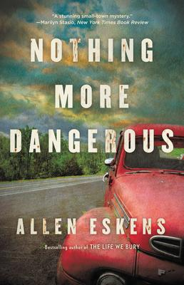 Allen Eskens signs NOTHING MORE DANGEROUS @ The Poisoned Pen Bookstore