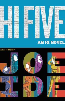 Joe Ide signs HI FIVE @ The Poisoned Pen Bookstore