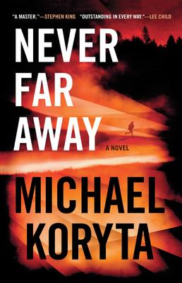 Michael Koryta in Conversation with Lee Child @ Virtual Event