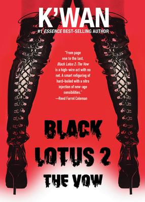 K'Wan discusses Black Lotus 2: The Vow @ Virtual Event