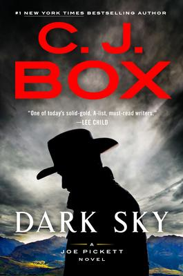 C.J. Box discusses DARK SKY @ Virtual Event