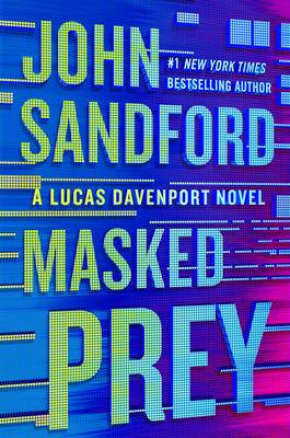 VIRTUAL EVENT: John Sandford discusses MASKED PREY! @ The Poisoned Pen Bookstore