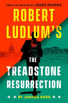 Joshua Hood signs ROBERT LUDLUM'S THE TREADSTONE RESURRECTION @ The Poisoned Pen Bookstore
