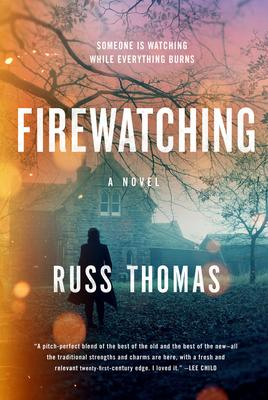 Russ Thomas signs FIREWATCHING @ The Poisoned Pen Bookstore