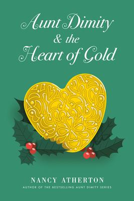 Nancy Atherton signs AUNT DIMITY & THE HEART OF GOLD @ The Poisoned Pen Bookstore