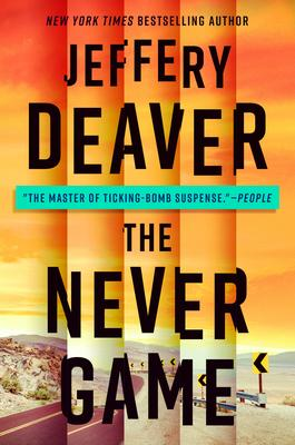 Jeffery Deaver signs THE NEVER GAME @ The Poisoned Pen Bookstore | Scottsdale | Arizona | United States