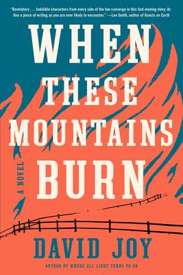 David Joy discusses When These Mountains Burn @ Facebook Live
