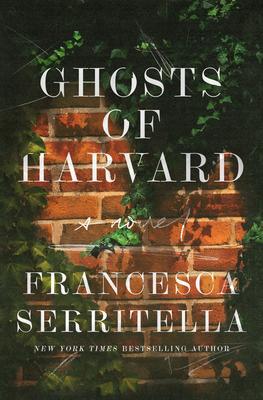 Virtual Event: Francesca Serritella discusses GHOSTS OF HARVARD @ The Poisoned Pen Bookstore