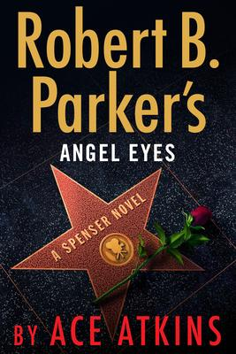 Ace Atkins signs ROBERT B PARKER'S ANGEL EYES @ The Poisoned Pen Bookstore