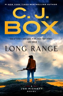 Ticketed Event: C.J. Box signs LONG RANGE @ Valley of the Sun Jewish Community Center