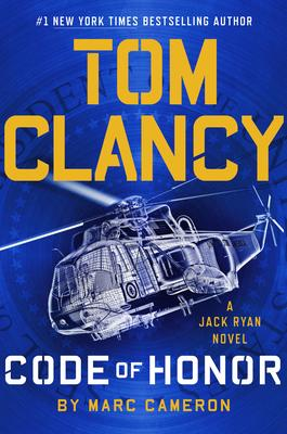 Marc Cameron signs TOM CLANCY CODE OF HONOR @ The Poisoned Pen Bookstore