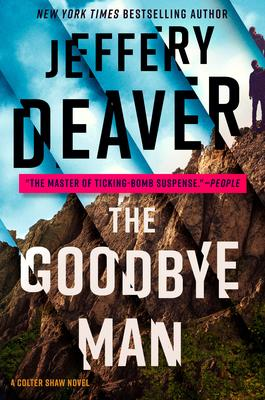 Virtual Event: Jeffery Deaver discusses THE GOODBYE MAN @ The Poisoned Pen Bookstore