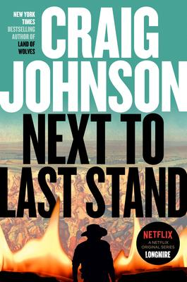 Virtual Event: Craig Johnson discusses NEXT TO LAST STAND @ Virtual Event