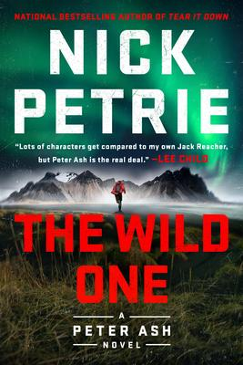 Nick Petrie signs THE WILD ONE @ The Poisoned Pen Bookstore