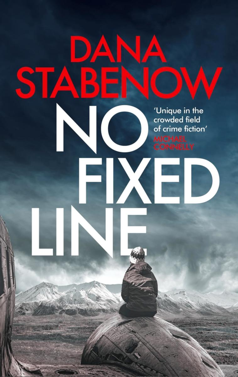 Dana Stabenow signs NO FIXED LINE @ The Poisoned Pen Bookstore