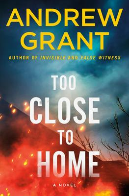 Andrew Grant signs TOO CLOSE TO HOME @ The Poisoned Pen Bookstore