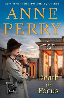 Anne Perry signs DEATH IN FOCUS @ The Poisoned Pen Bookstore