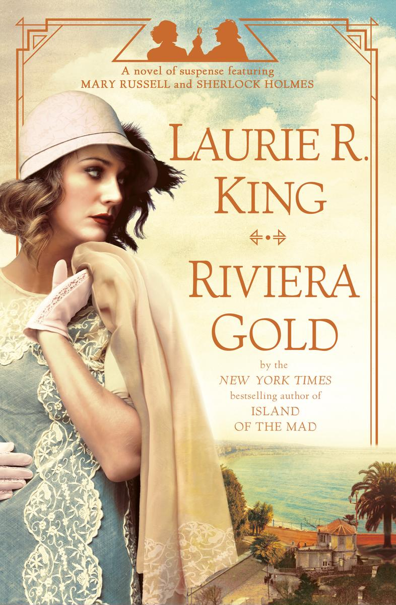 Virtual Event: Laurie R King discusses RIVIERA GOLD @ The Poisoned Pen Bookstore