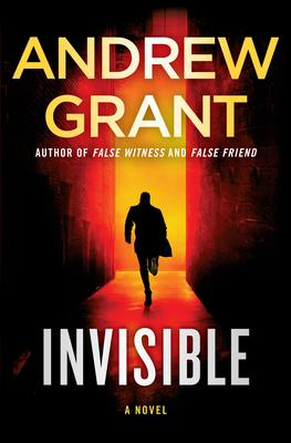 Andrew Grant signs INVISIBLE @ The Poisoned Pen Bookstore  | Scottsdale | Arizona | United States