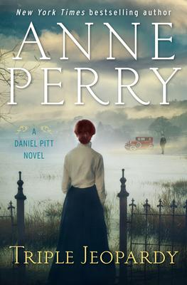 Anne Perry signs TRIPLE JEOPARDY @ The Poisoned Pen Bookstore