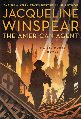 CANCELED:  Jacqueline Winspear signs THE AMERICAN AGENT and WHAT WOULD MAISIE DO @ The Poisoned Pen Bookstore