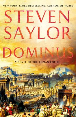 Virtual Event: Steven Saylor discusses DOMINUS