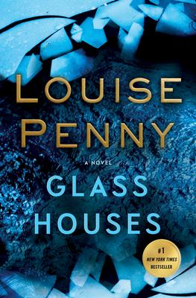 Louise Penny signs Glass Houses @ Hilton Resort & Villas | Scottsdale | Arizona | United States