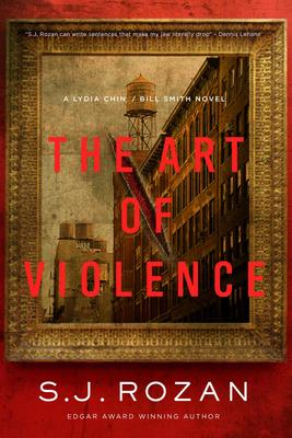 S.J. Rozan discusses The Art of Violence @ Virtual Event