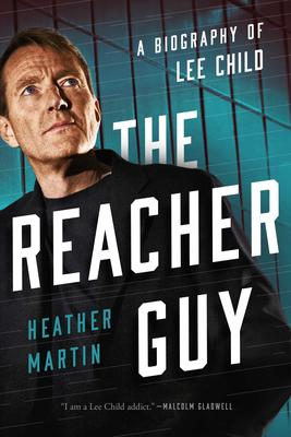 Heather Martin and Lee Child discuss The Reacher Guy: A Biography of Lee Child @ Virtual Event