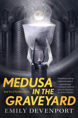 Emily Devenport signs MEDUSA IN THE GRAVEYARD @ The Poisoned Pen Bookstore