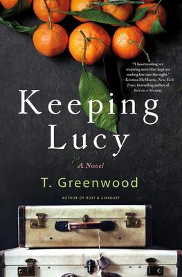 T Greenwood signs KEEPING LUCY @ The Poisoned Pen Bookstore