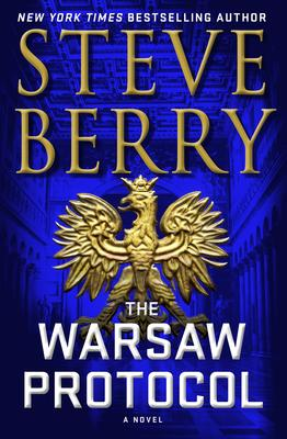 Steve Berry signs THE WARSAW PROTOCOL @ The Poisoned Pen Bookstore  | Scottsdale | Arizona | United States