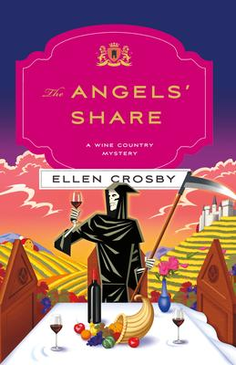 Ellen Crosby signs THE ANGELS' SHARE @ The Poisoned Pen Bookstore