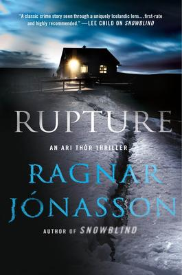 Ragnar Jonasson signs RUPTURE @ The Poisoned Pen Bookstore