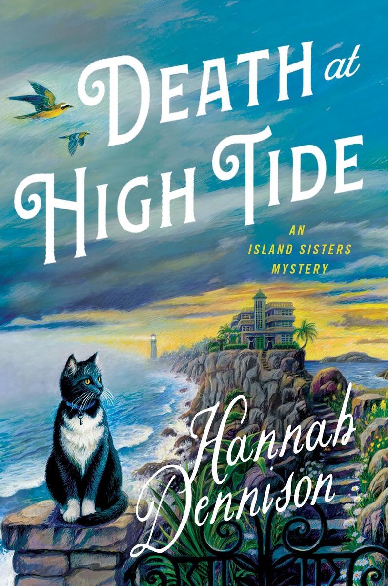 Virtual Event: Hannah Dennison discusses DEATH AT HIGH TIDE @ Virtual Event