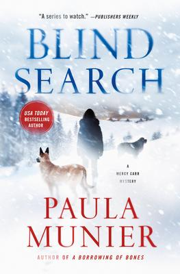 Paula Munier signs BLIND SEARCH @ The Poisoned Pen Bookstore