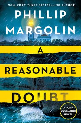 Phillip Margolin signs A REASONABLE DOUBT @ The Poisoned Pen Bookstore