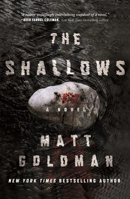 Matt Goldman signs THE SHALLOWS @ The Poisoned Pen Bookstore